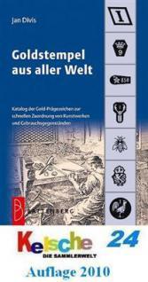 Battenberg Jan Divis Goldstempel aus aller Welt 5. Auflage 2011 PORTOFREI in Deutschland