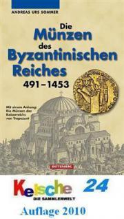 Gietl Die Münzen des Byzantinischen Reiches 491-1453 - Andreas Urs Sommer 1. Auflage 2010 - Portofrei in Deutschland