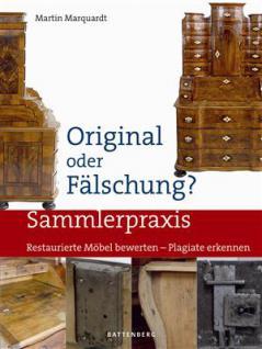 Battenberg restaurierte Möbel Original oder Fälschu - Vorschau