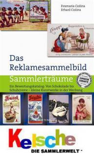 Battenberg Reklame Sammelbilder Katalog m. Preisen