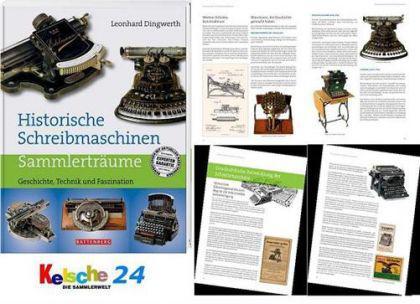 Battenberg Historische Schreibmaschinen +akt Preise