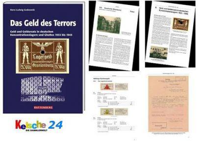 Battenberg Das Geld des Terrors Geld -ersatz 1933-4 - Vorschau