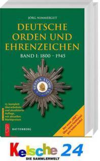 Battenberg Nimmergut Orden Ehrenzeichen 1800-1945 B