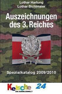 BICHLMAIER Hartung Auszeichnungen d. 3. Reiches 200
