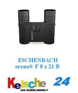 ESCHENBACH Fernglas Faltfernglas arena F 8 x 21 B N