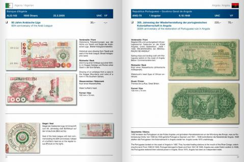 Gietl - Gedenkbanknoten der Welt - Commemorative Banknotes of the World: Katalog mit aktuellen Bewertungen - Catalogue and Price Guide - Zweisprachig Deutsch - Englisch / Bilingual in German / English - PORTOFREI in Deutschland - Vorschau 3