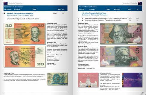 Gietl - Gedenkbanknoten der Welt - Commemorative Banknotes of the World: Katalog mit aktuellen Bewertungen - Catalogue and Price Guide - Zweisprachig Deutsch - Englisch / Bilingual in German / English - PORTOFREI in Deutschland - Vorschau 4
