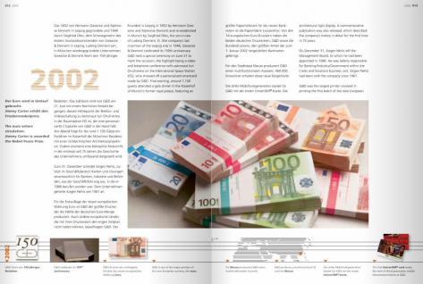 GIETL Ein Jahrzehnt der Innovation - A Decade of Innovation Giesecke & Devrient 2002 - 2011 PORTOFREI in Deutschland - Vorschau 2