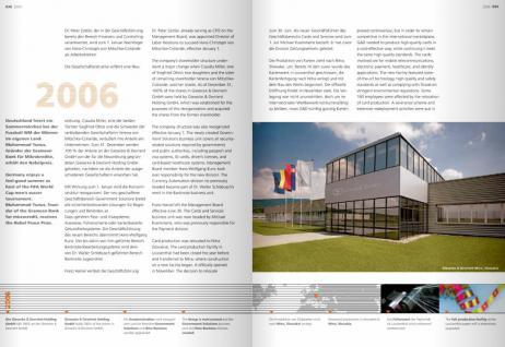 GIETL Ein Jahrzehnt der Innovation - A Decade of Innovation Giesecke & Devrient 2002 - 2011 PORTOFREI in Deutschland - Vorschau 3