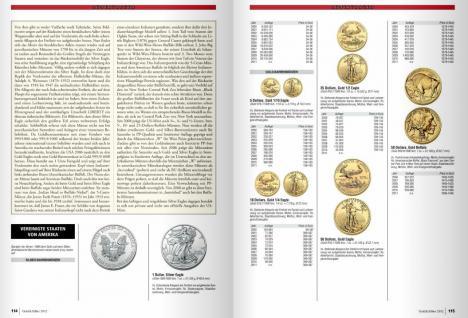 GIETL Münzen Revue Gold & Silber Sonderheft 2012 Boom - Münzkatalog - PORTOFREI in Deutschland - Vorschau 4