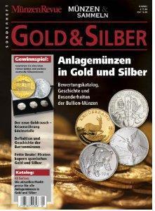 GIETL Münzen Revue Gold & Silber Sonderheft 2012 Boom - Münzkatalog - PORTOFREI in Deutschland - Vorschau 1