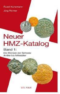 Gietl Neuer HMZ Katalog Band 1 Die Münzen der Schweiz Antike bis Mittelalter 14 Jhd. - 2011 PORTOFREI in Deutschland