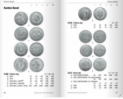 Gietl Neuer HMZ Katalog Band 2 Die Münzen der Schweiz u. Liechtensteins 15./16. Jhd. - 2011 PORTOFREI in Deutschland - Vorschau 3