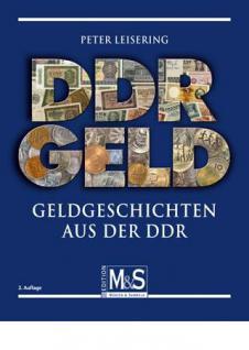 GIETL M&S Edition DDR Geld Geldgeschichten aus der DDR - Deutsche Demokratische Republik 2. Auflage Peter Leisering - 2012 PORTOFREI in Deutschland - Vorschau 1
