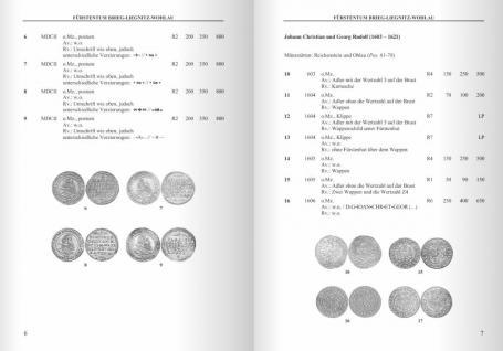 GIETL M & S Edition Die 3 Kreuzer Münzen der schlesischen Münzstätten Münzkatalog 1. Auflage - Ejzenhart, Dariusz / Miller, Ryszard - 2012 PORTOFREI in Deutschland - Vorschau 3