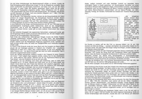 Ostpreußisches Papiergeld Notgeld Ostpreussen Banknotenkatalog 1. Auflage Klaus-Jürgen Karpinski 2009 PORTOFREI in Deutschland - Vorschau 4