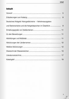 Gietl Deutsche Kleingeldscheine 1916-22 Notgeld Bd 5-6 Amtliche Verkehrsausgaben 1. Auflage H.L. Grabowski - in Farbe - 2004 - PORTOFREI in Deutschland - Vorschau 2