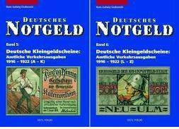 Gietl Deutsche Kleingeldscheine 1916-22 Notgeld Bd 5-6 Amtliche Verkehrsausgaben 1. Auflage H.L. Grabowski - in Farbe - 2004 - PORTOFREI in Deutschland - Vorschau 1