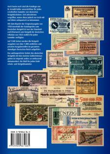 Gietl Das Notgeld der deutschen Inflation 1923 2 Bände Deutsches Notgeld - Deutsches Notgeld Papiergeldkatalog Band 7 und 8 - 1. Auflage Reprint Arnold Keller -2004 - Vorschau 3