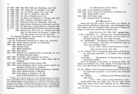 Gietl Edtion RR - Die Münzen der reichsunmittelbaren Burg Friedberg in der Wetterau 1569-1805 Münzkatalog - 1. Auflage Ernst Lejeune - 2012 - PORTOFREI in Deutschland - Vorschau 3