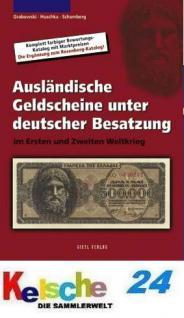 GIETL Ausländische Geldscheine u.r deutscher Besatz - Vorschau