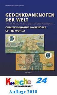 Gietl GEDENKBANKNOTEN DER WELT Banknoten Katalog 2