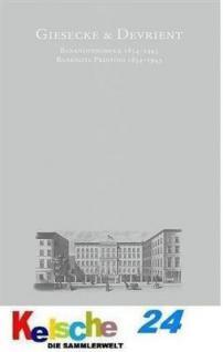 GIETL GIESECKE & DEVRIENT BANKNOTENDRUCK 1854-1943 Papiergeld Banknotenkatalog 1. Auflage 2009 - PORTOFREI in Deutschland