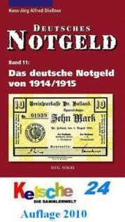 Gietl Dießner Bd 11 Das deutsche Notgeld 1914/1915 - Vorschau