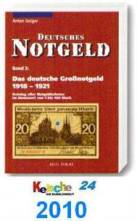 Gietl Geiger Bd 3 Das deutsche Großnotgeld 1918-21 - Vorschau