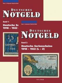 Gietl Deutsches Notgeld Serienscheine 1918-22 Bd. 1