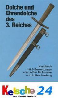Hartung Katalog Dolche & Ehrendolche 3.Reich 2009 N - Vorschau