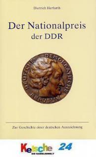 Herfuth Der Nationalpreis der DDR NEU PORTOFREI