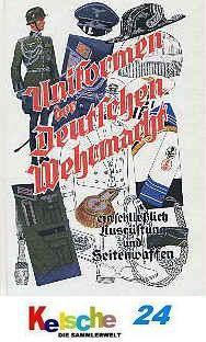 HETTLER Uniformen der Deutschen Wehrmacht 1939 REPR