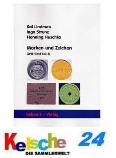 Kolme Lindman Marken und Zeichen LPG Geld Teil 3 20 - Vorschau