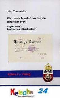 Die deutsch-ostafrikanischen Inter 1917-18 Buschno