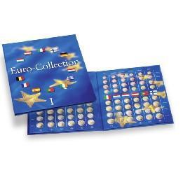 LEUCHTTURM Münzalbum Presso EURO Collection Band 1 Euromünzen KMS Kursmünzensätze EUROCOL1 - 324353 - Vorschau