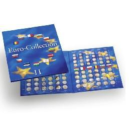LEUCHTTURM Münzalbum Presso EURO Collection Band 2 Euromünzen KMS Kursmünzensätze EUROCOL2 - 337527