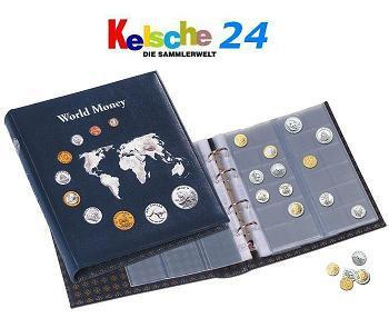 LEUCHTTURM Münzalbum VISTA World Money ALB WOMO -2 - Vorschau