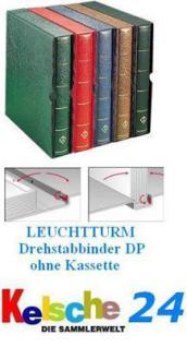 LEUCHTTURM Drehstabbinder DP Perfect Schwarz Nr. 302565