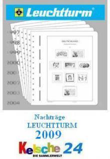 LEUCHTTURM Nachträge Deutschland N23A09 o.Taschen 2