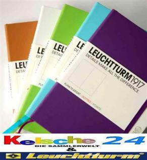 LEUCHTTURM Notizbuch MEDIUM DIN A5 dotted Limone