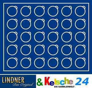 LINDNER Tableau 30 runde Vertief. f. Holzkass. 2482 - Vorschau