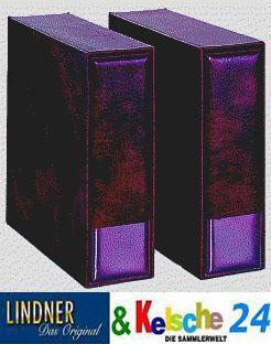 LINDNER Multi BIG-SET 1307 - Ringbinder + Kassette - Vorschau