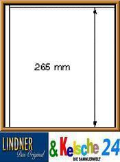 LINDNER 1383 10 Übergrosse Multi BIG Blätter 1 Tasc - Vorschau