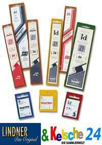 HAWID 1211 WEISSE Pack. für 10 FDC 162x115 mm, schw