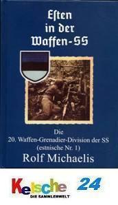 Esten in der Waffen-SS 20 Waffen-Grenadier-Division - Vorschau