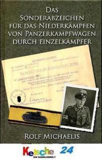 Das Sonderabzeichen fd Niederkämpfen v Panzerkampfw - Vorschau