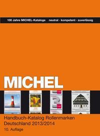 MICHEL Katalog Rollenmarken Deutschland 2013 / 2014 + BONUS ETB Gratis PORTOFREI in Deutschland