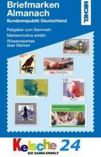 MICHEL Briefmarken Almanach Deutschland Ratgeber NE - Vorschau