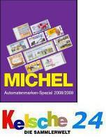 MICHEL Automatenmarken-Katalog 2008/2009 + BONUS ET